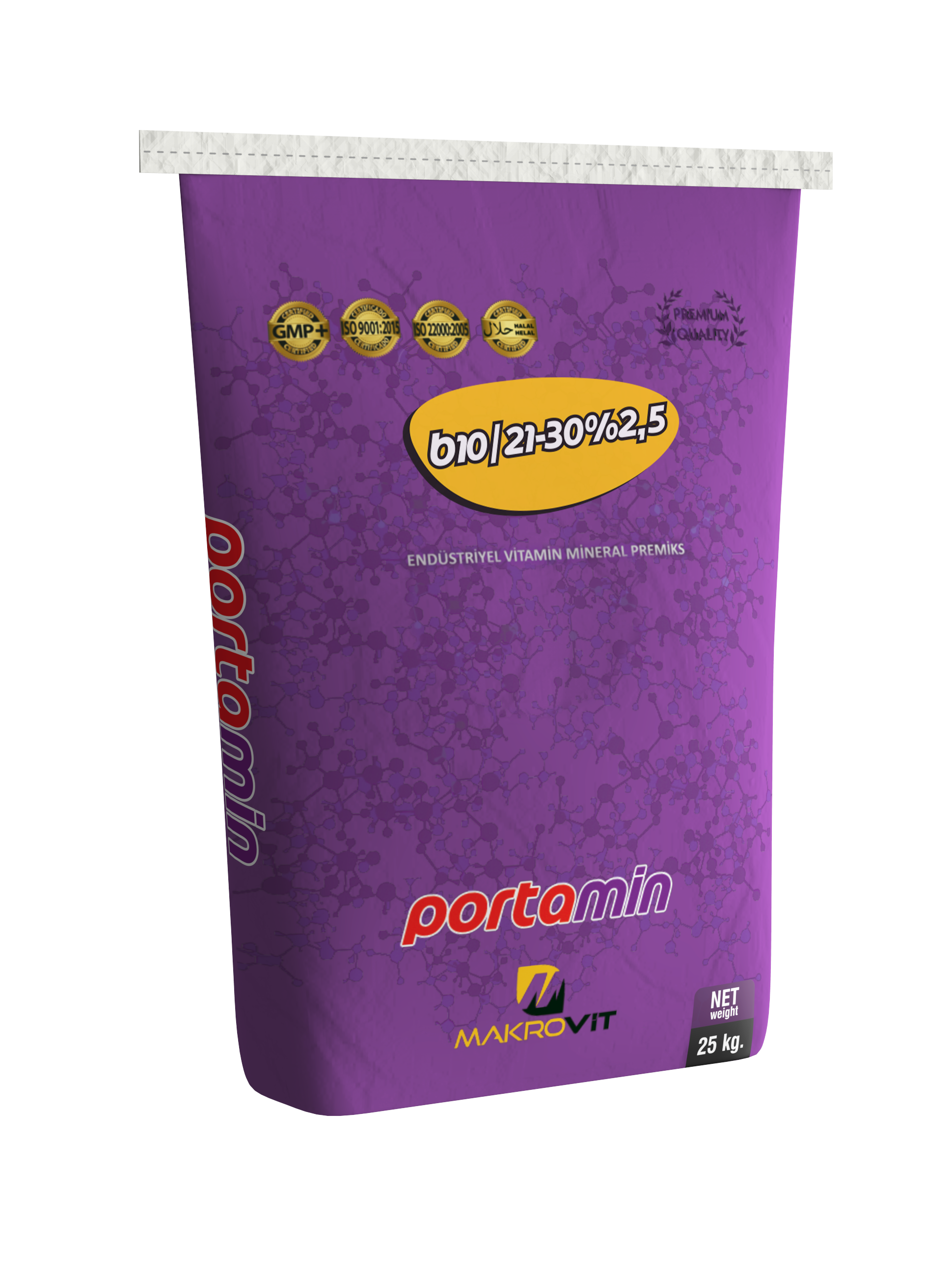 Portamin B10/21-30%2,5