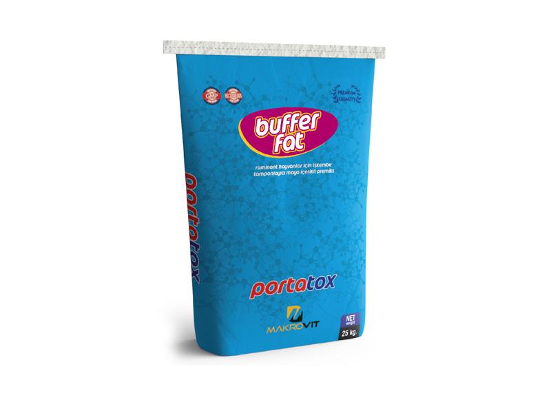 Portatox Buffer Fat