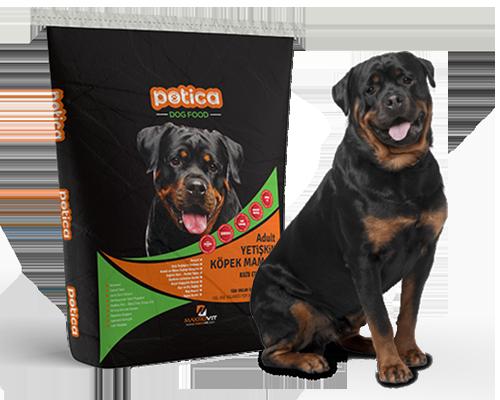 POTICA DOG FOOD