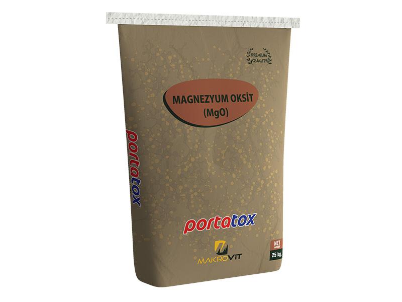 Portatox Magnezyum Oksit (MgO)