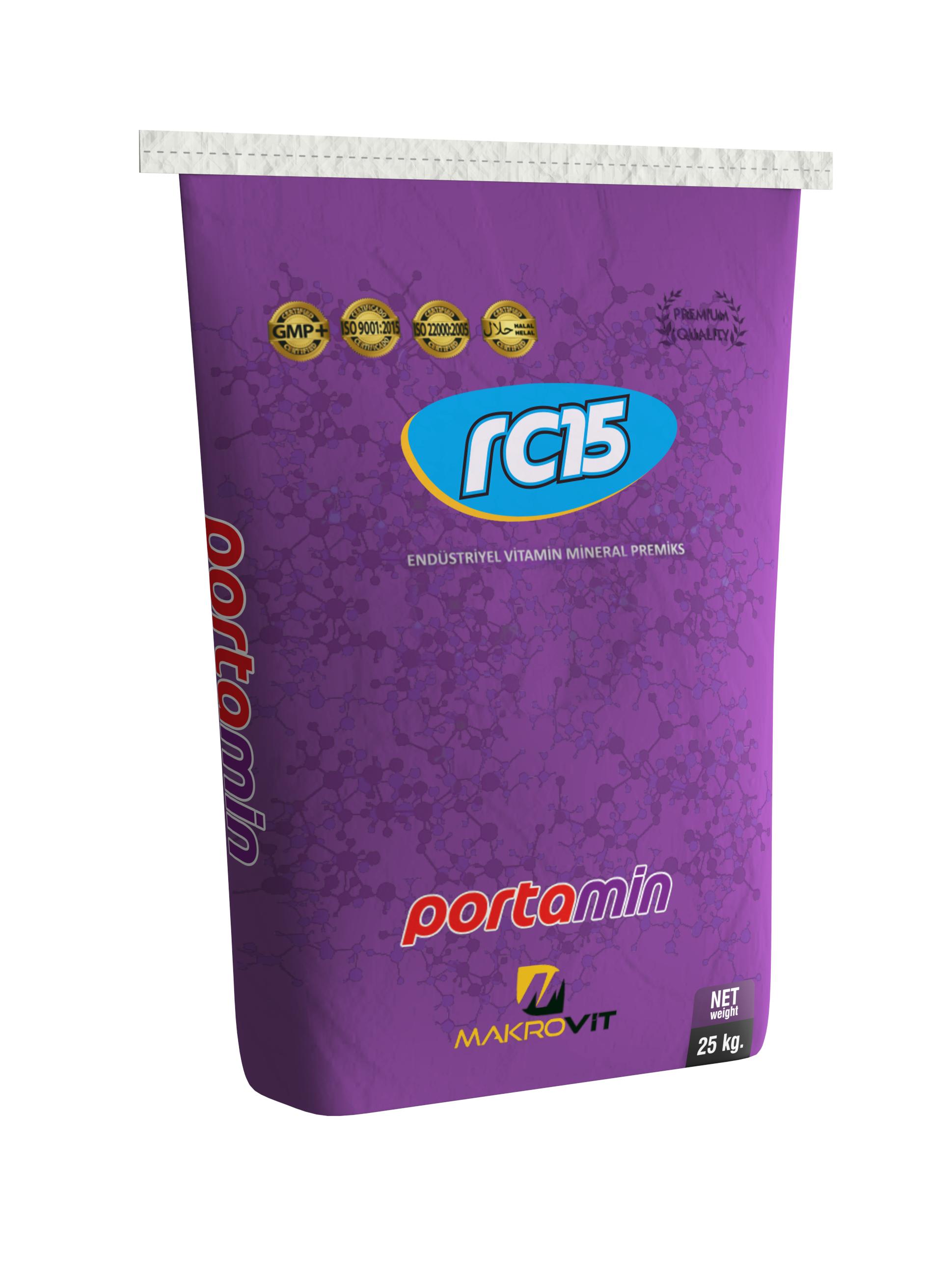 Portamin Rc15