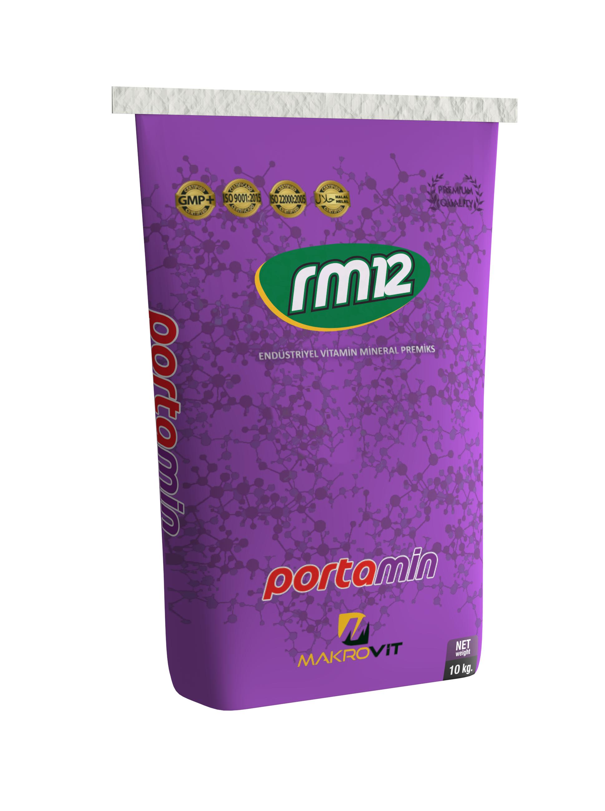 Portamin Rm12