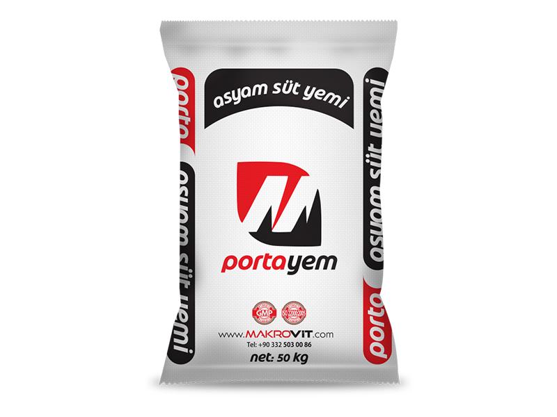 Porta Asyam Süt Yemi