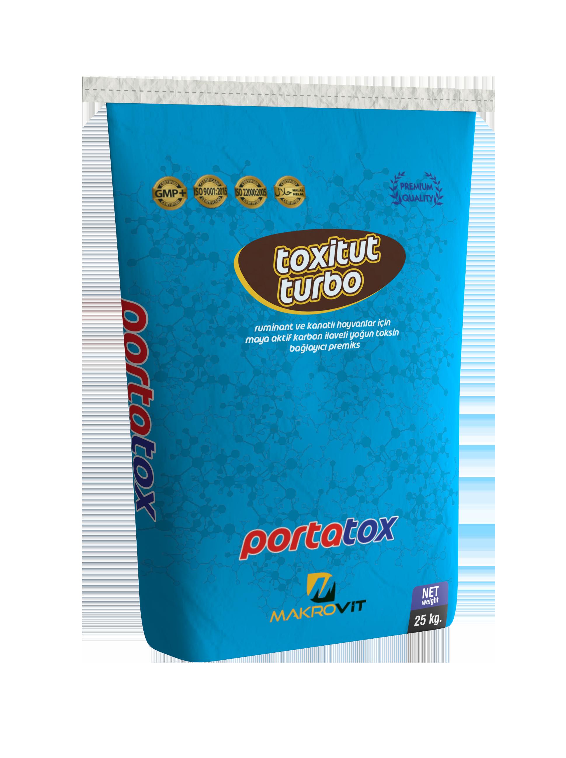 Portatox Toxitut Turbo
